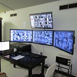 24HR Security Control Room