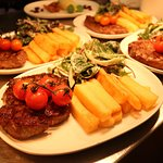 Range of Steaks