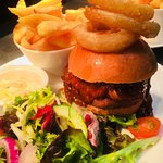BBQ Pulled Pork Burger - subject to availability on our specials board
