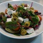 Olive and Feta Salad