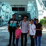 Bali Easy Tours Driver with the guests