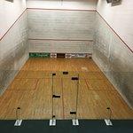 terrain de squash