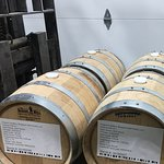 Barrels of our product.