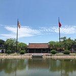 La pagode ancienne de Chua Keo