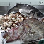 Livraison des plus beaux poissons dieppois accompagnés  de cêpes