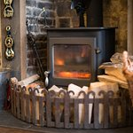 come and warm yourselves by our lovely fires in winter