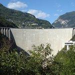 Staumauer / Dam - Valle Verzasca