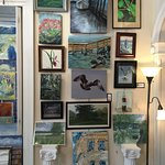 Gouache, oil, acrylic paintings and photography for sale at Greater Good Gallery, art in New Ber