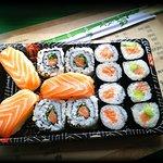 Lazac Sushi BOX
