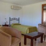 Habitación Cuádruple/ Familiar Room. Hostal La Esperanza.