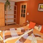 Pětilůžkový apartmán se dvěma ložnicemi