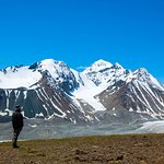 Trekking in the Altai mountains. An unforgettable experience.