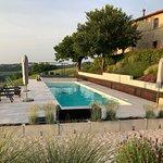 Casa Vecchia und Poolbereich