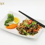Salade de bœuf grillé façon Thai