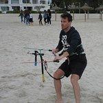 cours de kitesurf à Majorque avec Patrick Alcudia en juin