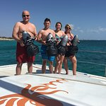 Octopus Aruba Power Snorkel This exciting new way to snorkel Caribbean Fun Friends Family