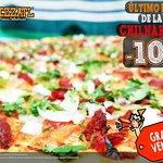 -10% de Descuento ¡Último día! 🤩🍕 ¡Sólo por hoy!  #Orizaba #Pizzatl #pizza #lapizzadeorizaba