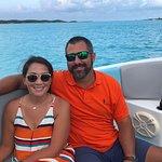 just chilling...in Elizabeth Harbor, Exuma Bahamas