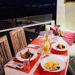 Seafood Restaurant Fira, Santorini