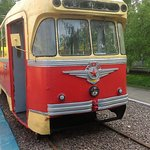 Трамвай 80-х годов ХХ века