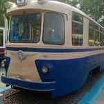 Трамвай 60-х годов