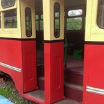 Трамвай 70-х годов