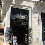 "A small Outlet on Via del Gesu, close to ""The Pantheon"" - they do a great job!"