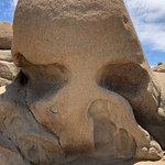 Skull Rock Photo