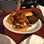 Boston Burger Company: Make your own, Killer Bee and Vermonster
