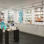 Stop by our spa retail store to discover a new line of skin care or body care accessories
