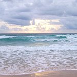 Early Morning Beach Shot