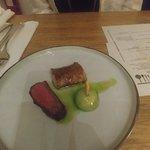 eel wagyu & foie