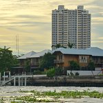 View from Chao Phraya river