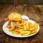 New Orleans Box Car Burger