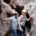 Vale da Lua - Caverna de sal