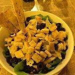 Caesar Salad.... large serving, really good!