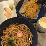 Udon Sushi Combi