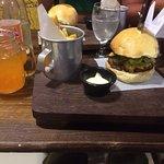 Photo of SMR burger house