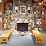 50 states Fireplace