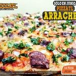 ¡Solo durante Junio! Prueba nuestra Pizzatl de: ¡Arrachera! 🍕 ♥  #Orizaba #Pizzatl