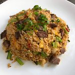 Fried Rice with Beef