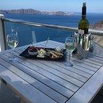 Belvedere Santorini Photo