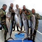 Charter e tour di pesca