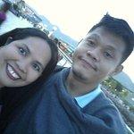 Had a romantic talks with my bff in Naga Boardwalk