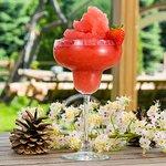 Frozen Strawberry Margaritha