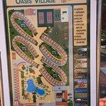 Plan du village
