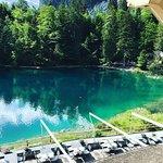 Türkis farbenes Wasser wohin man schaut!