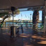 Boardwalk Cafe ภาพ