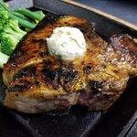 Pork Porterhouse