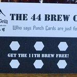44 Bar Brew Club